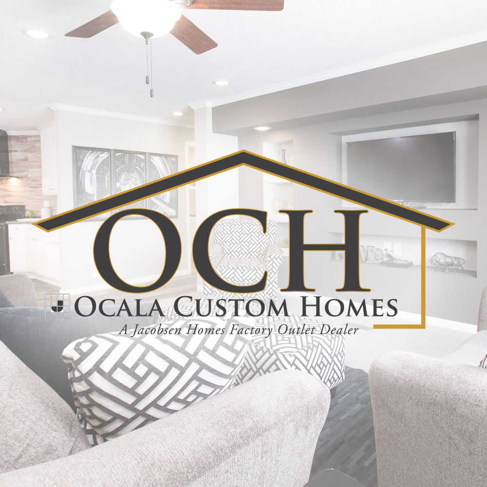 We added FOUR NEW Manufacturers! - Ocala Custom Homes
