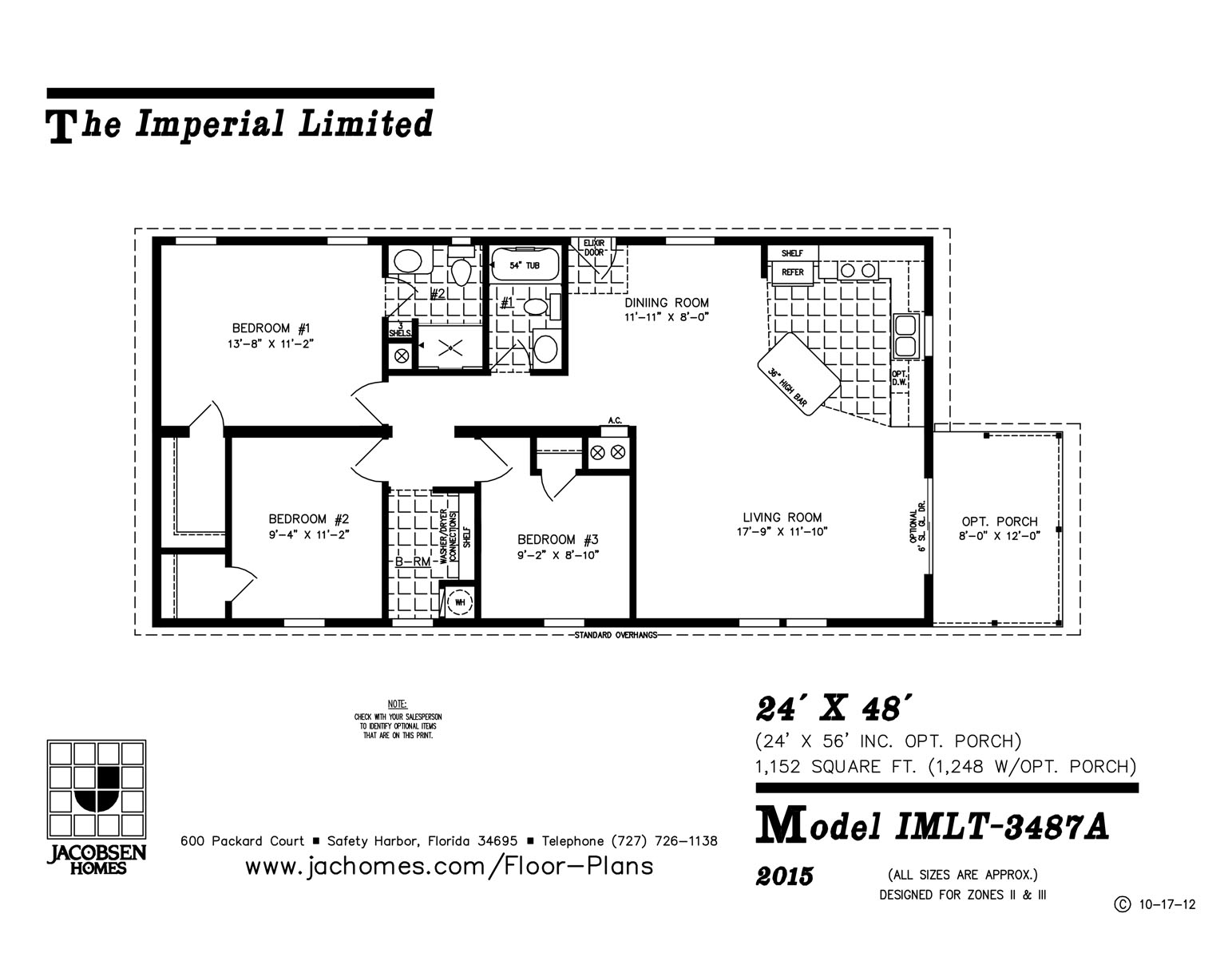 IMLT-3487A Mobile Home Floor Plan - Ocala Custom Homes on home control, home line, home user, home heat, home system, home position, home michael jackson, home state,