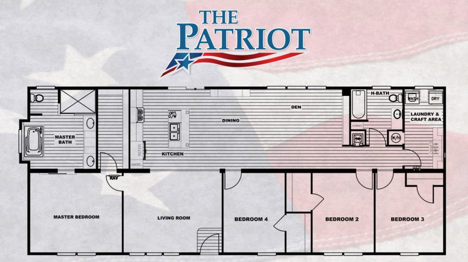 The Patriot Collection - Ocala Custom Homes
